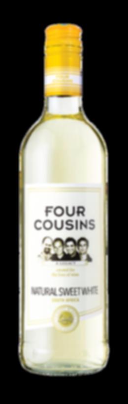 Four Cousins Natural Sweet White