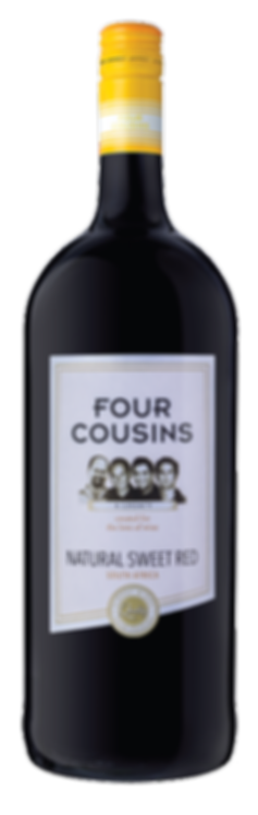 Four Cousins Natural Sweet Red