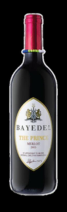 Bayede The Prince Merlot