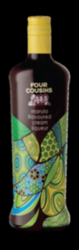Four Cousins Marula Flavoured Cream Liqueur