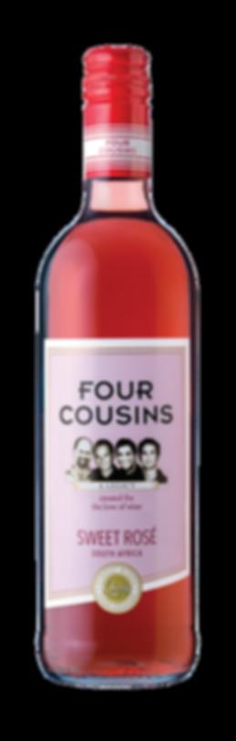 Four Cousins Sweet Rosé