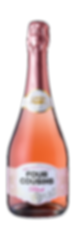 Four Cousins Blush Sparkling Wine
