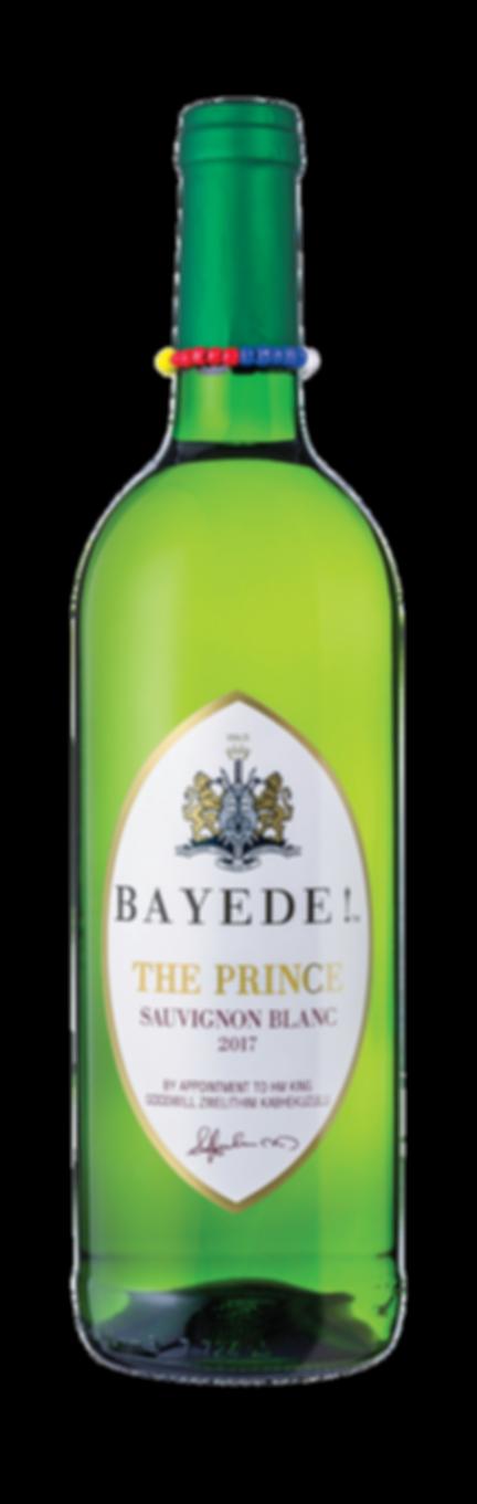 Bayede Prince Sauvignon Blanc