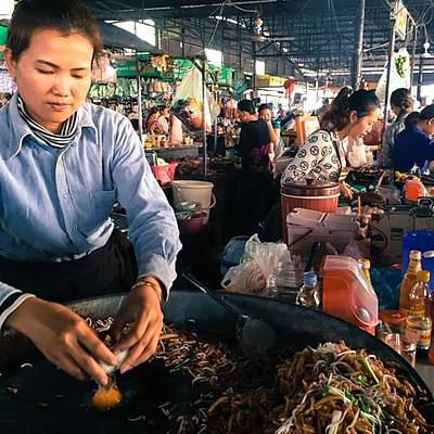 Cambodia/Laos