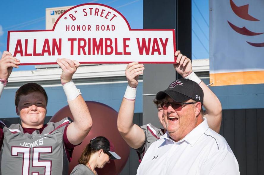 Allan Trimble Way