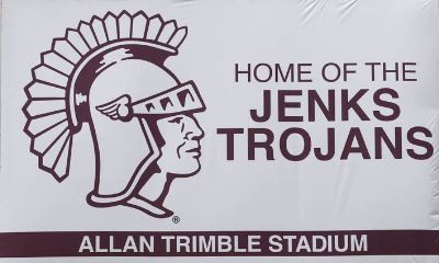 Jenks stadium renamed for Allan Trimble