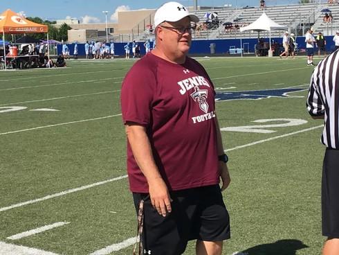 Legendary coach's ALS diagnosis motivating Arkansas commit Jordon Curtis
