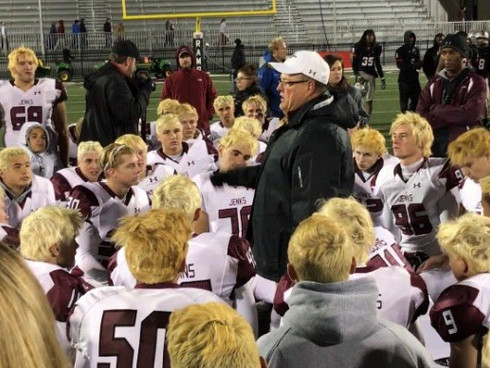 Friday Night Lights: ALS is a unique kind of adversity for Jenks' Allan Trimble