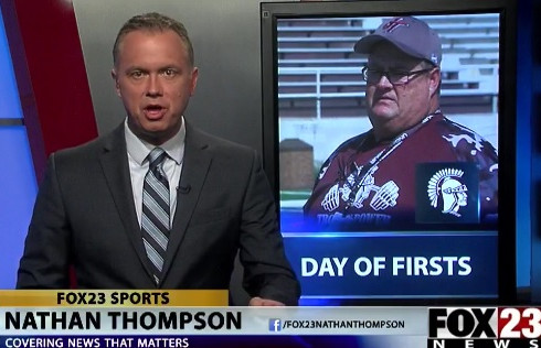 Legendary Jenks Coach Hits the Field After ALS  Diagnosis – Fox23 Nathan Thompson