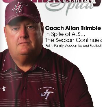 Coach Allan Trimble: In Spite of ALS the Season Still Continues