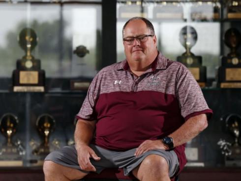 As he battles ALS, Jenks' Allan Trimble continues a lifetime of achievement
