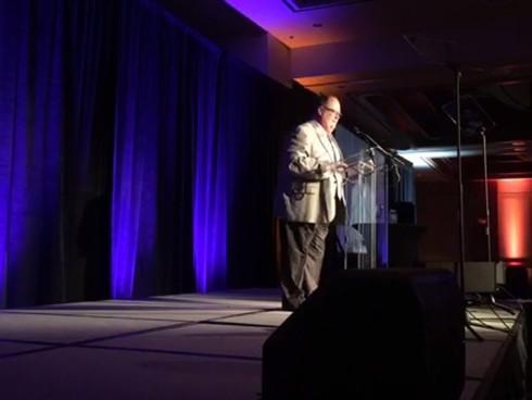 BlueCross BlueShield of Oklahoma Lifetime Achievement Award - Acceptance Video