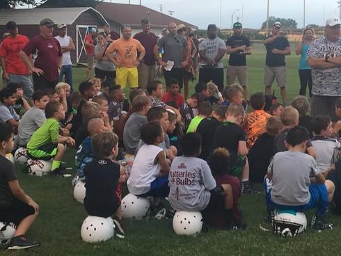 Mentoring young men