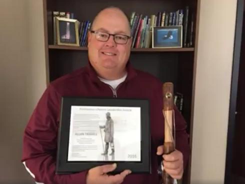Providence Lifetime Leadership Award