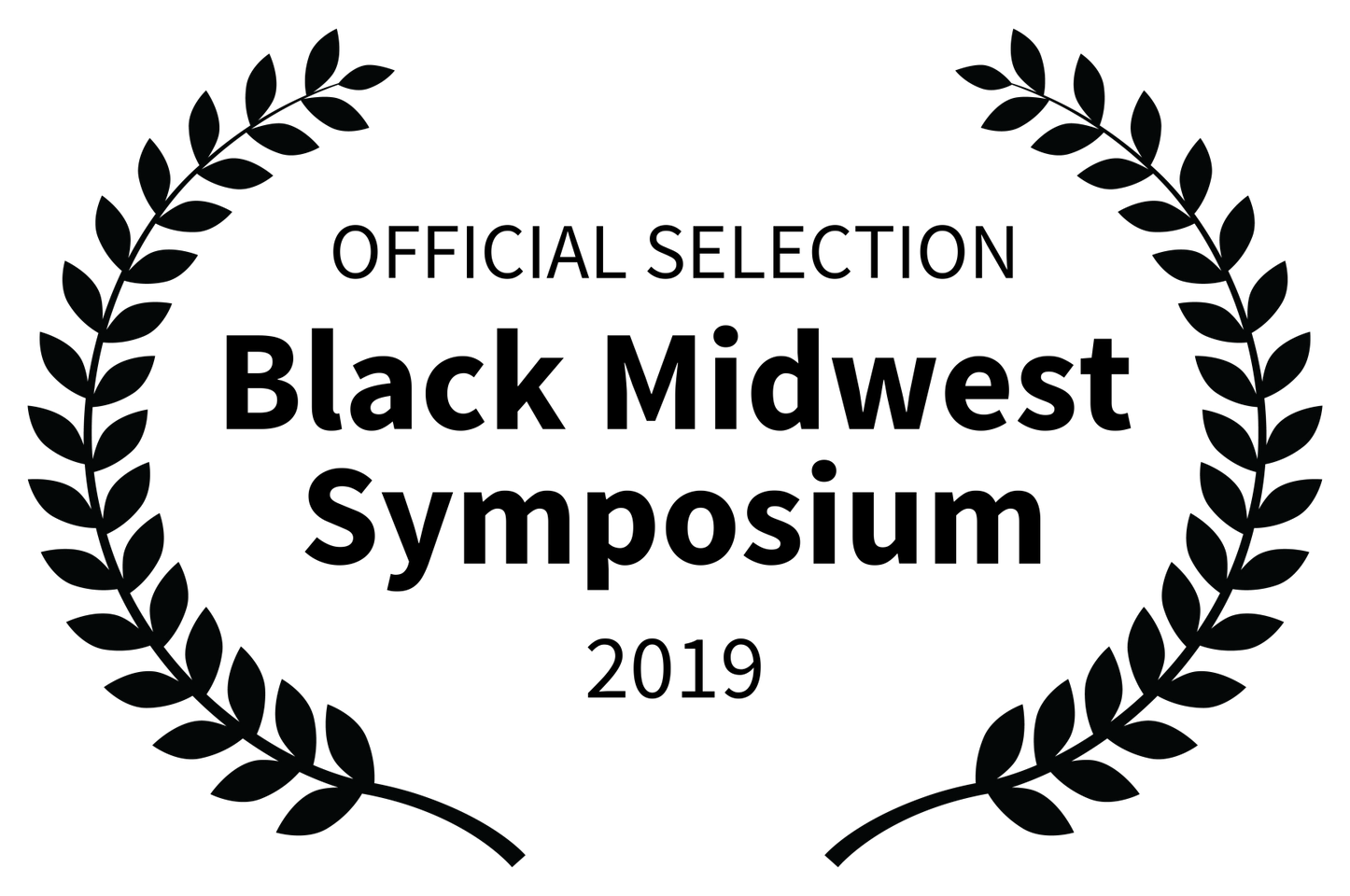 OFFICIAL SELECTION - Black Midwest Sympo