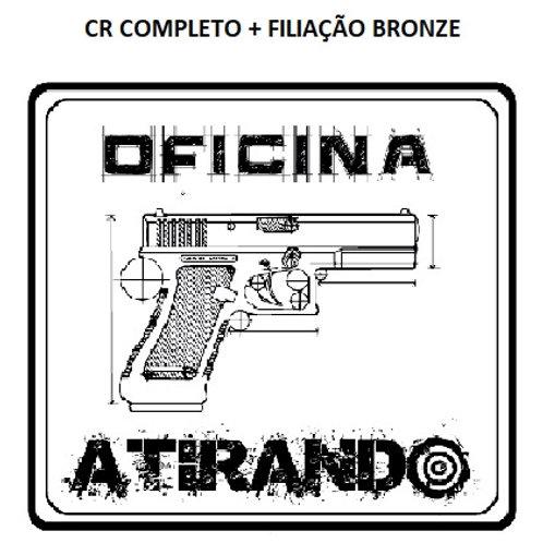 CR Completo + Filiação BRONZE