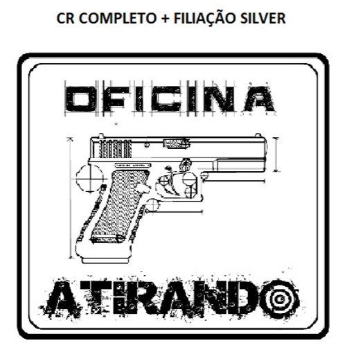 CR Completo + Filiação SILVER
