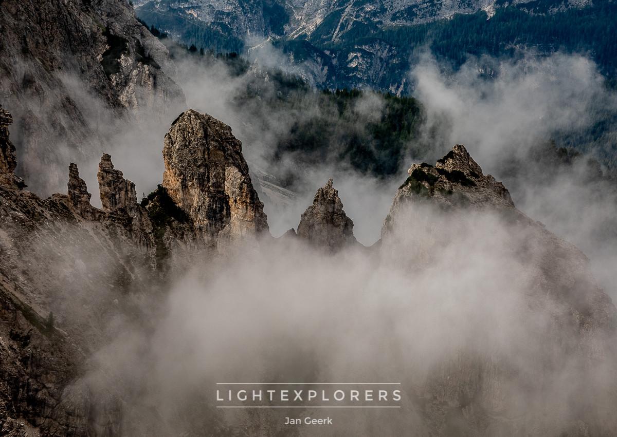 Bergwelt Dolomiten