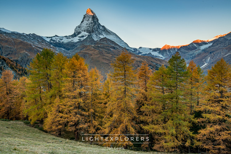 Zermatt - Fotoworkshop