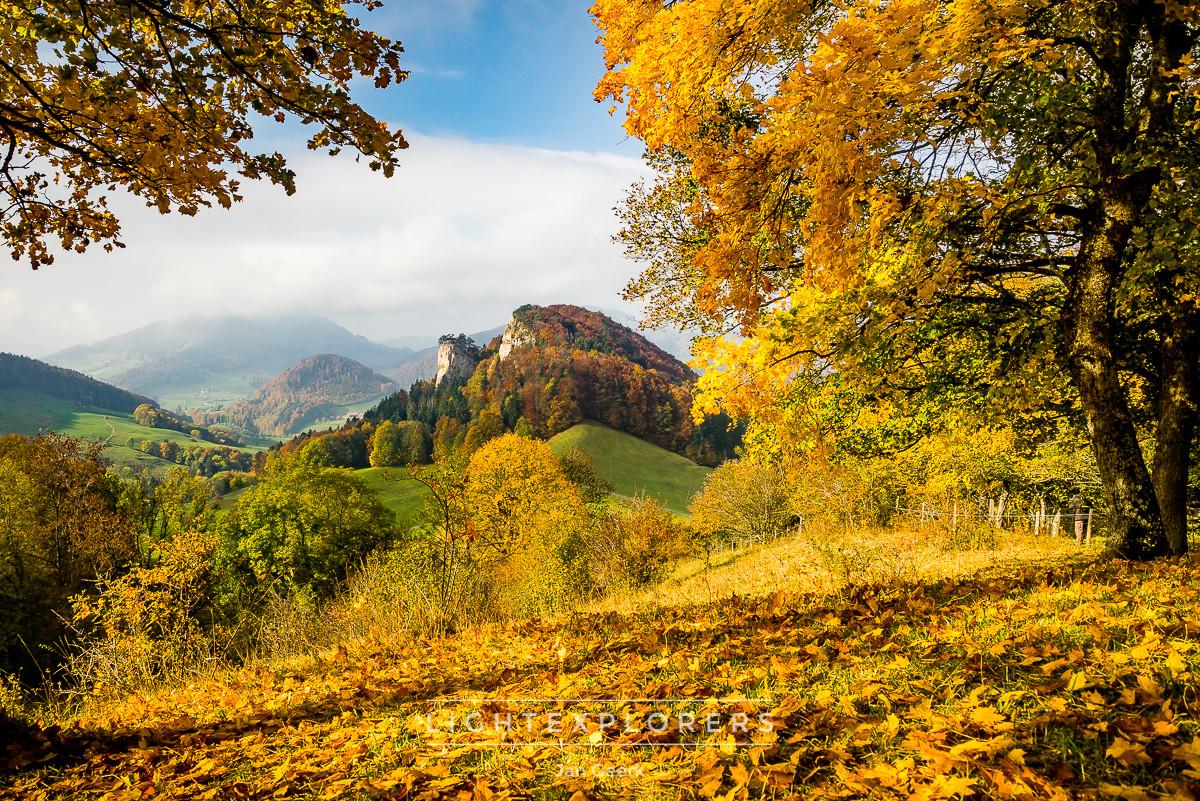Belchen im Herbst