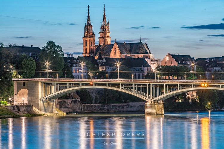 Basel - by Night