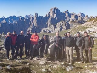 Rückblick Foto Workshop Dolomiten 2019