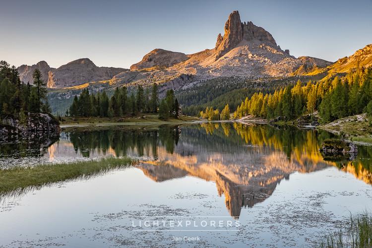 Dolomiten Bergsee