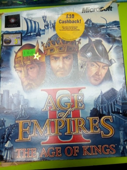 Age Of Empires II PC