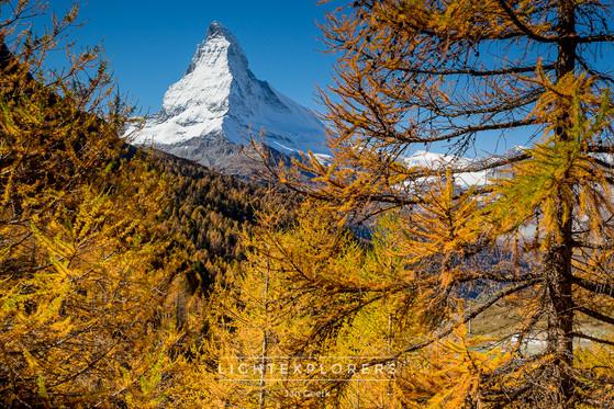 Matterhorn-Herbst