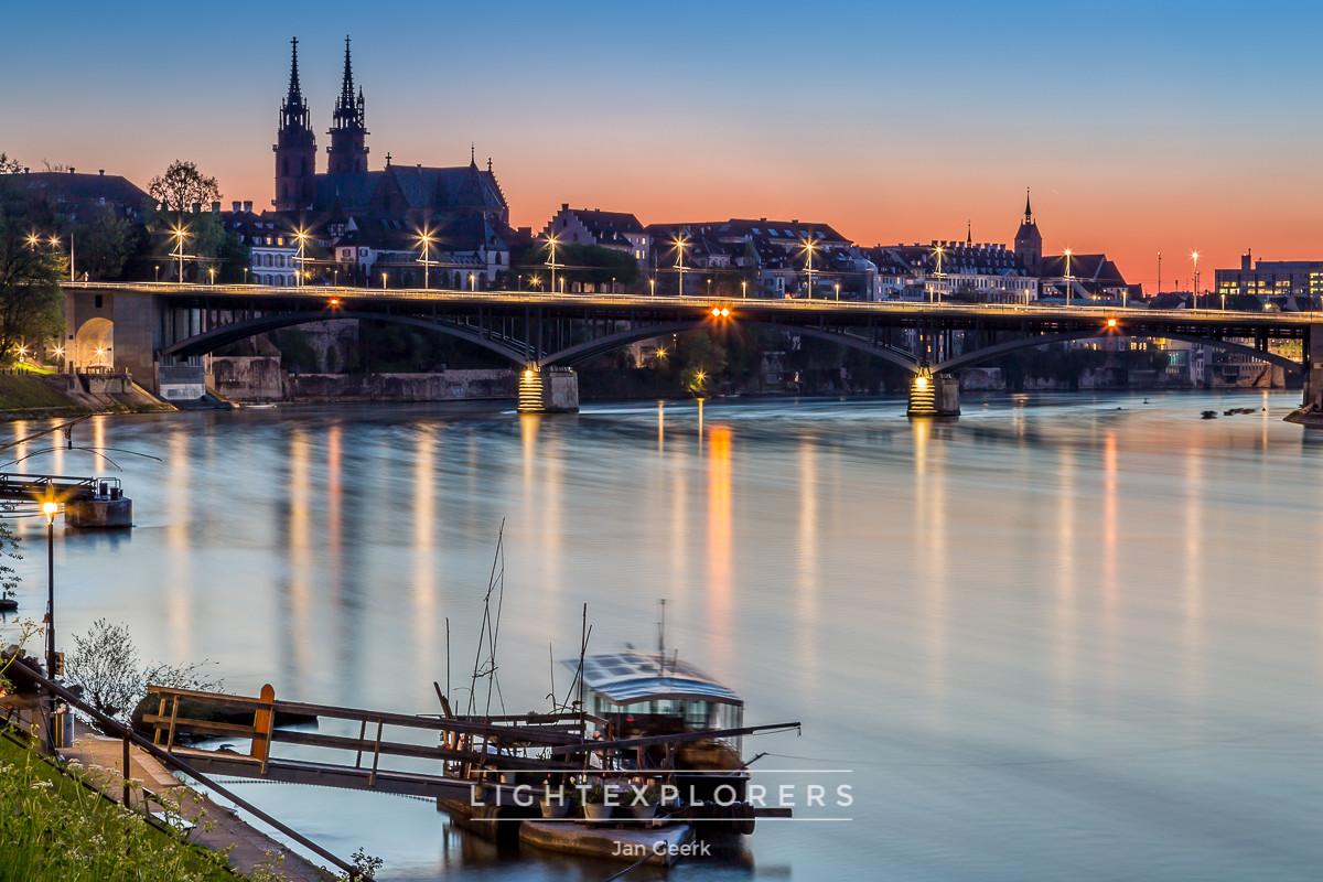 Basel-Wettsteinbrücke
