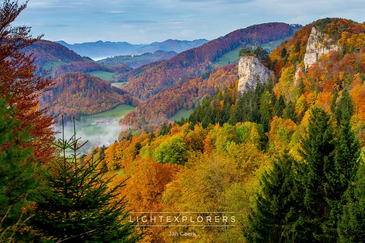 Herbst im Baselbiet