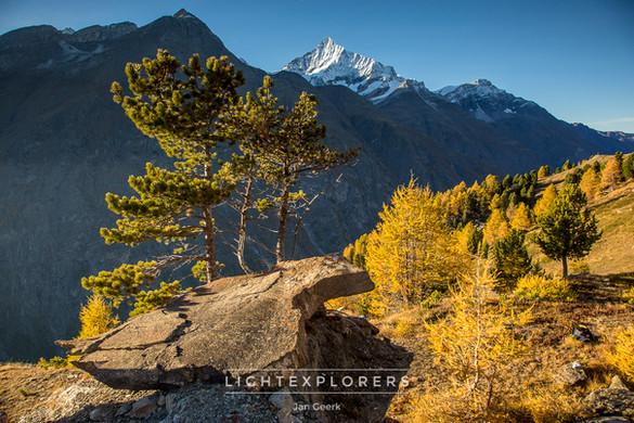 Weisshorn-Zermatt