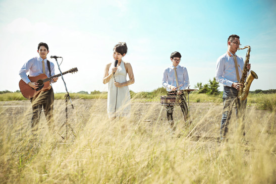 Smart and Groovy Quartet