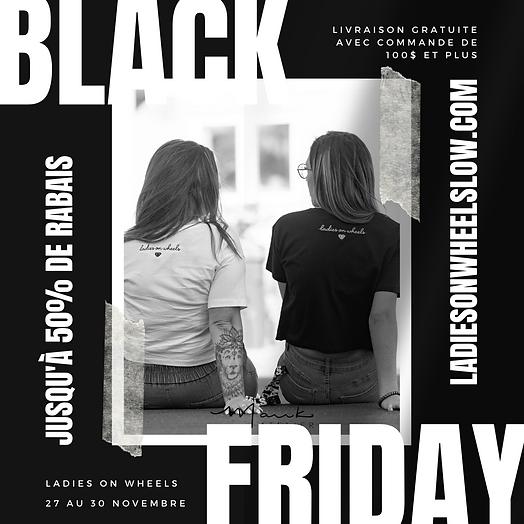 Black Friday Sale Social Media Post Temp