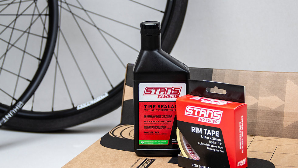 Stans Tubeless Set Up Kit