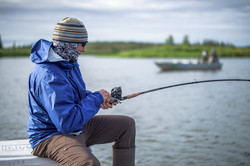 Nushagak River King Salmon Fishing