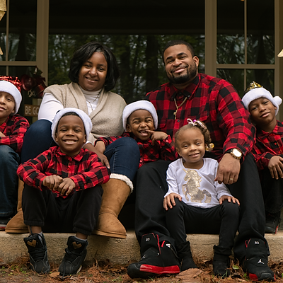 Williams Family Christmas
