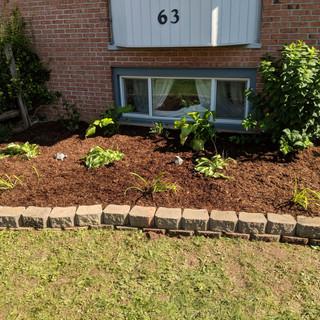 Garden bed creation