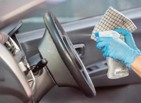 Koronavirüse Karşı En İyi Araç Dezenfekte Yöntemleri|Doost