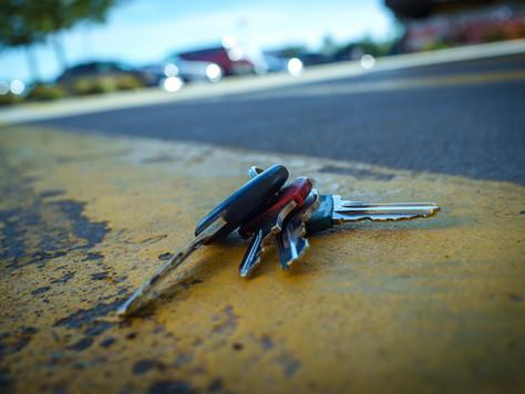 Araba Anahtarı Kaybolursa Ne Olur?