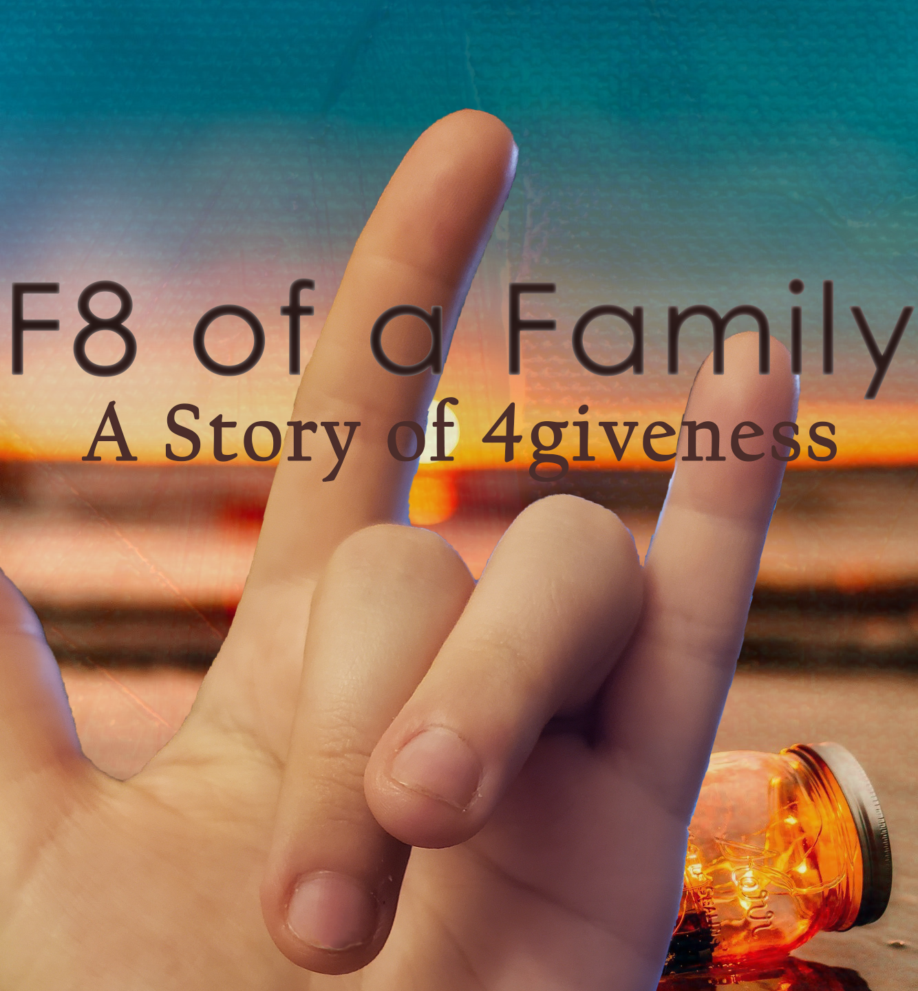 F8 of a Family Bookcover Concept Art
