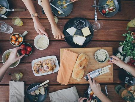 Maundy Thursday Agapé Meal at Home