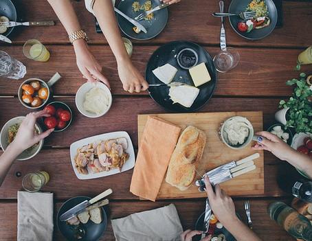 Maundy Thursday Agapé Meal at Home 2021