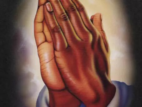 Keep Praying (7th Pentecost, Proper 12C)