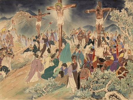Sunday Worship for March 21, 2021