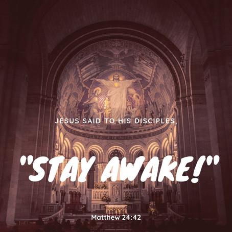 Sunday Worship on November 8, 2020