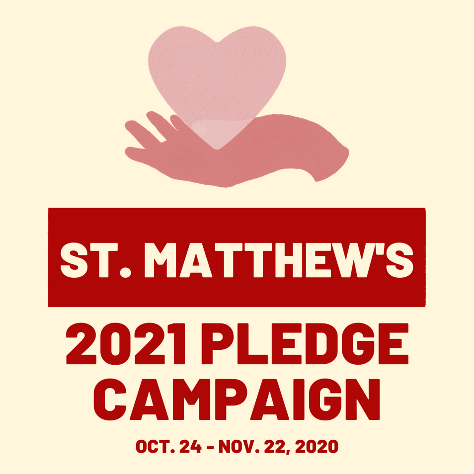 Support Our 2021 Pledge Campaign