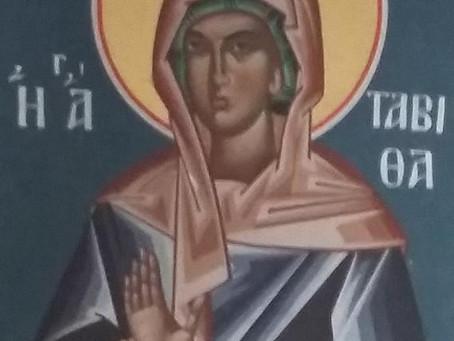 Tabitha: A True Disciple (4th Easter C)