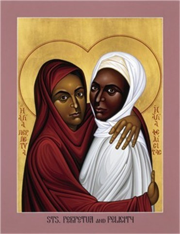 St. Perpetua and St. Felicity