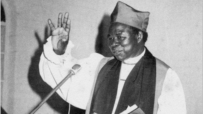 Archbishop St. Janani Luwum